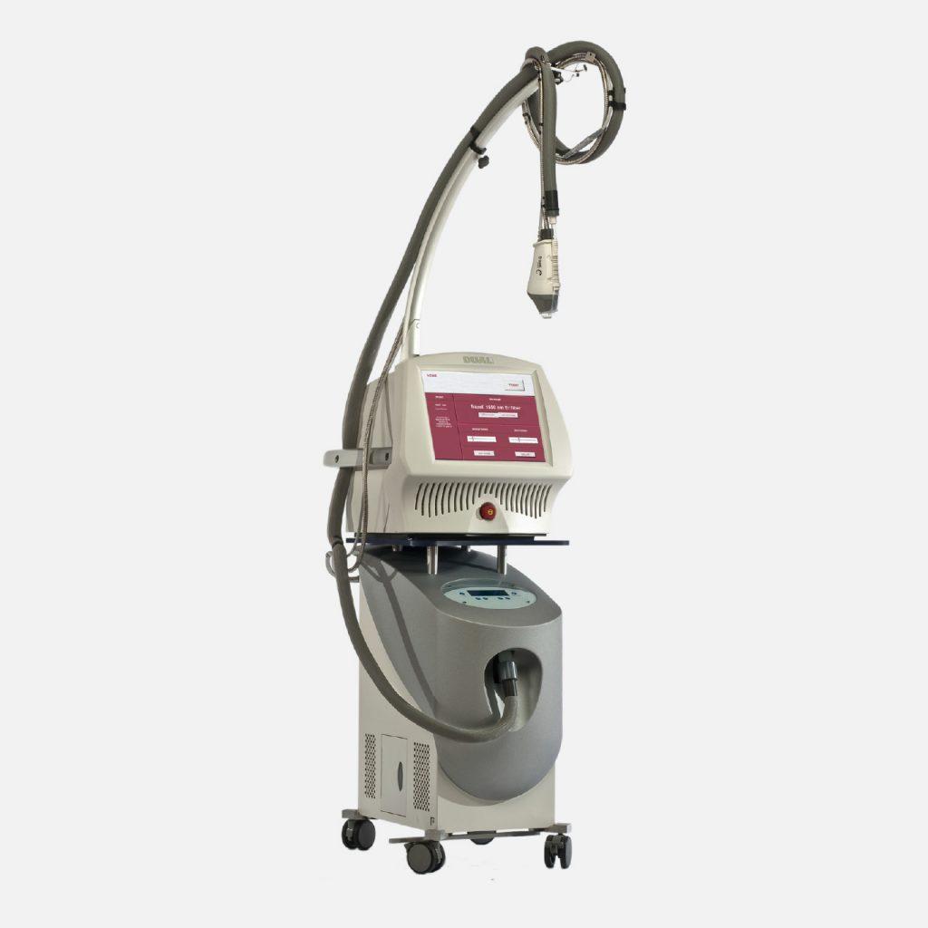 Fraxel® DUAL 1550/1927 laser